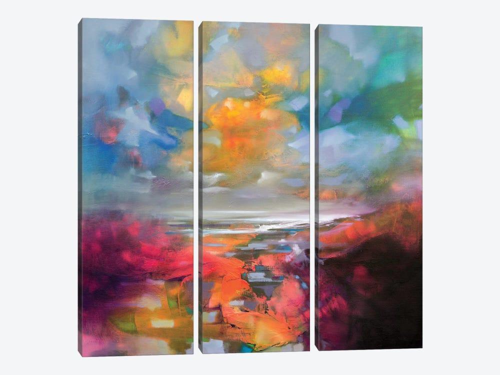 Warmth Prevails by Scott Naismith 3-piece Canvas Artwork