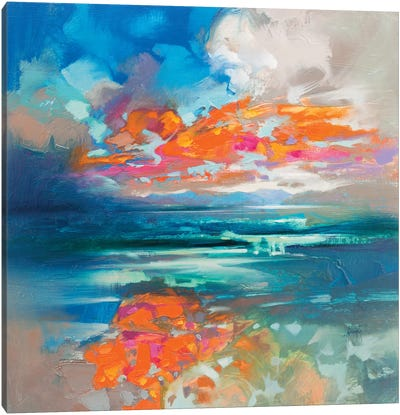 Above & Below Harris by Scott Naismith Canvas Art Print