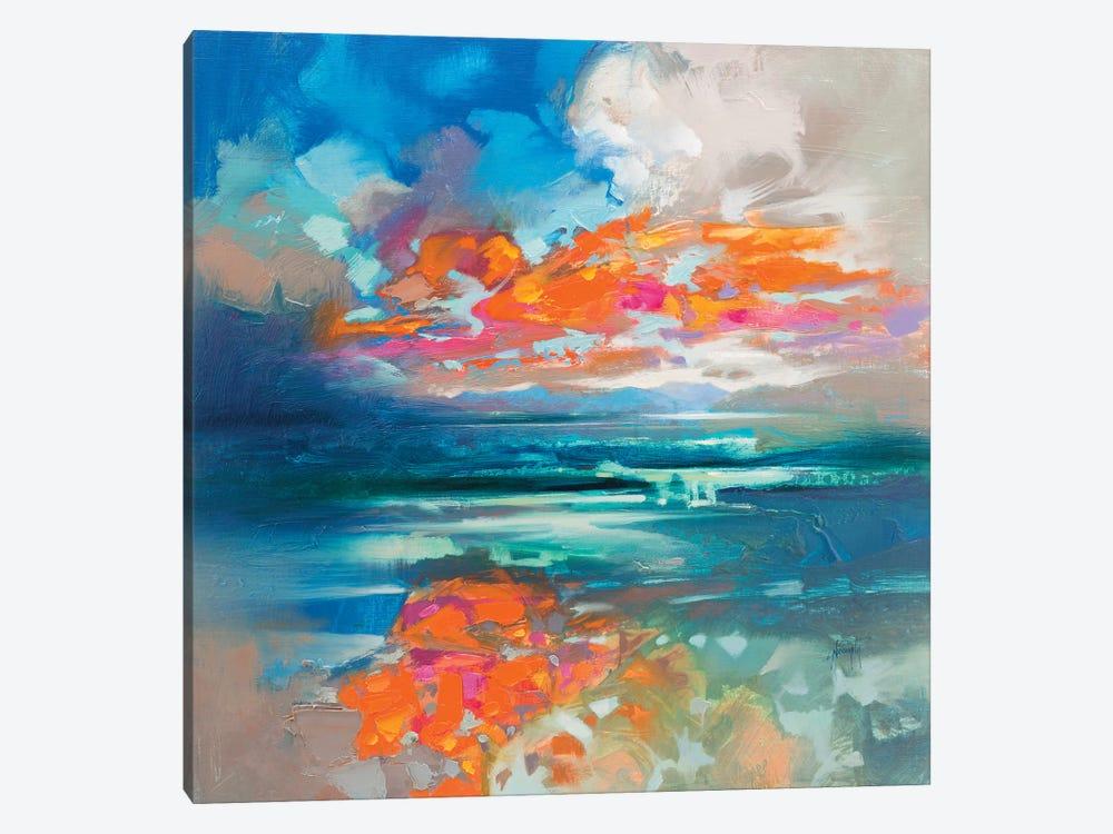 Above & Below Harris by Scott Naismith 1-piece Canvas Art Print