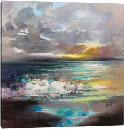 Breaking by Scott Naismith Canvas Art Print