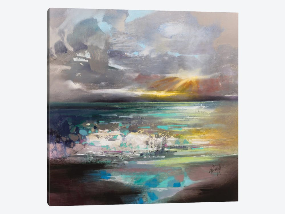 Breaking by Scott Naismith 1-piece Canvas Wall Art