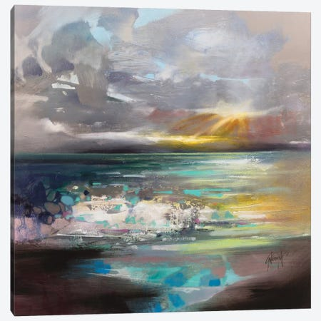 Breaking 3-Piece Canvas #SNH126} by Scott Naismith Canvas Art