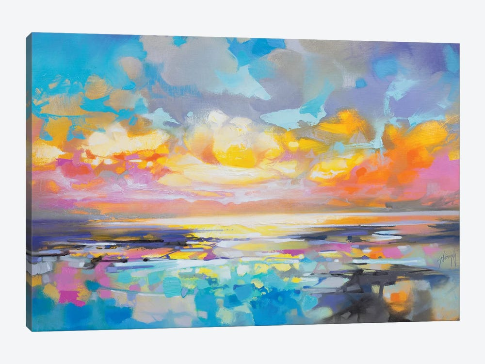 Fractured Cumulus by Scott Naismith 1-piece Art Print