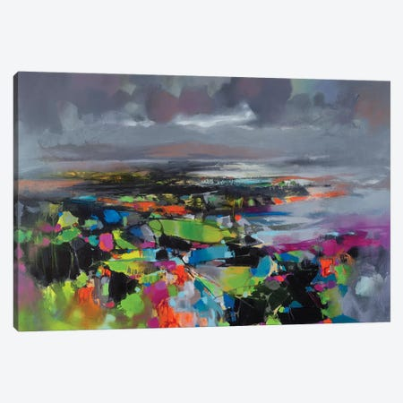 Quantum Resonance I Canvas Print #SNH136} by Scott Naismith Art Print