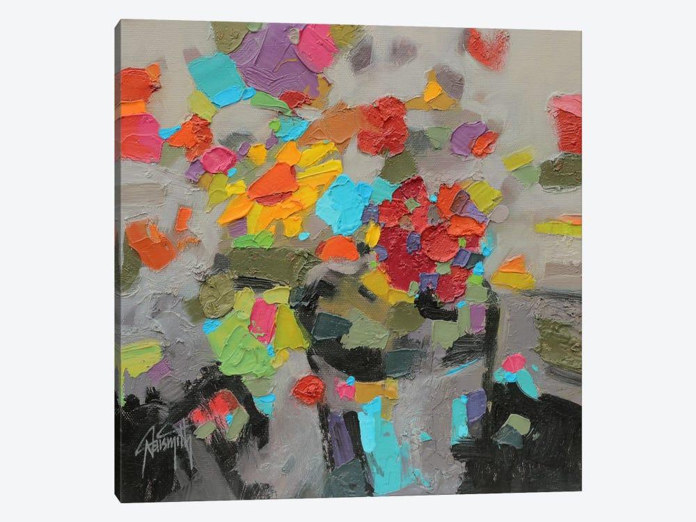 Floral Study I by Scott Naismith 1-piece Canvas Art