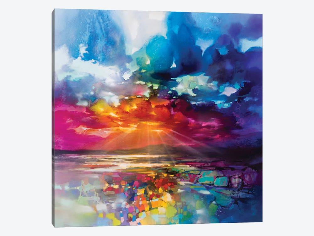 Sun's Energy by Scott Naismith 1-piece Art Print
