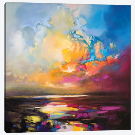 Thermodynamics I Canvas Print #SNH142} by Scott Naismith Canvas Art Print