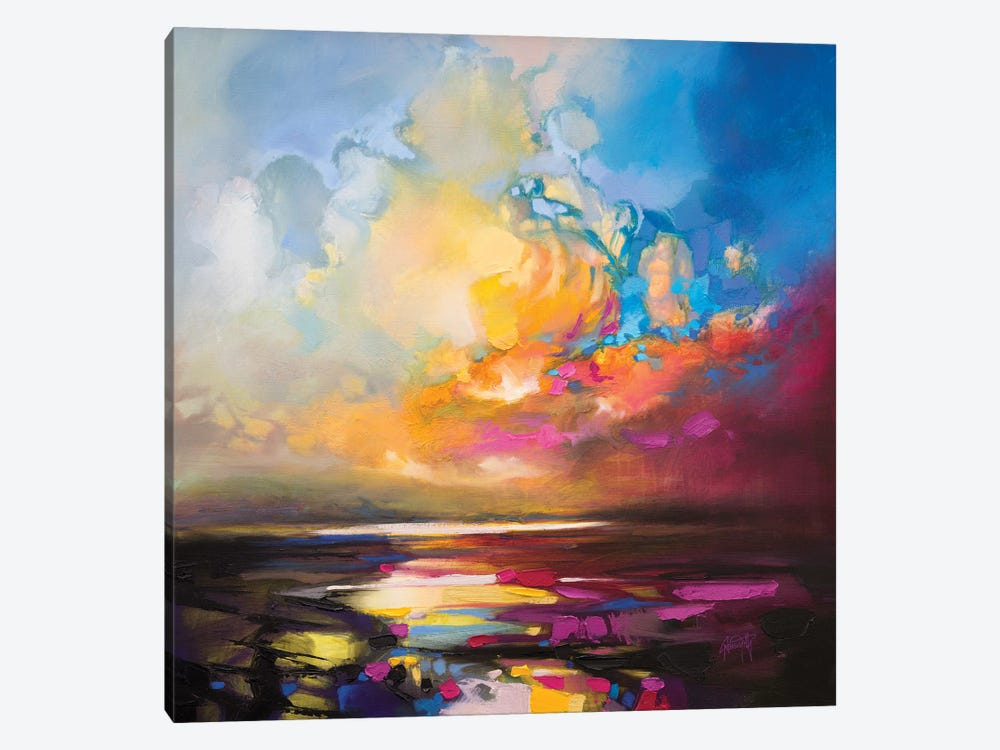 Thermodynamics I by Scott Naismith 1-piece Canvas Art