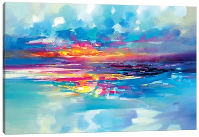 Tranquility by Scott Naismith Canvas Art Print