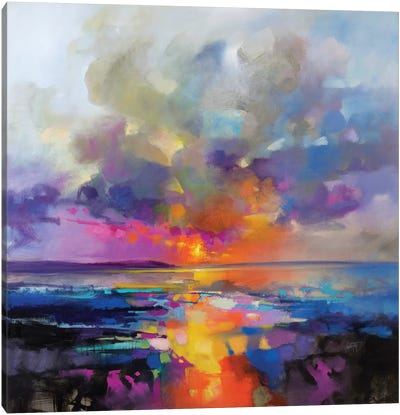 Main Sequence by Scott Naismith Canvas Art Print