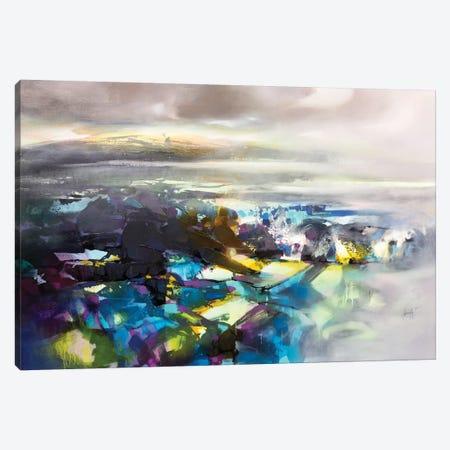 Fluid Resonance I Canvas Print #SNH166} by Scott Naismith Canvas Wall Art