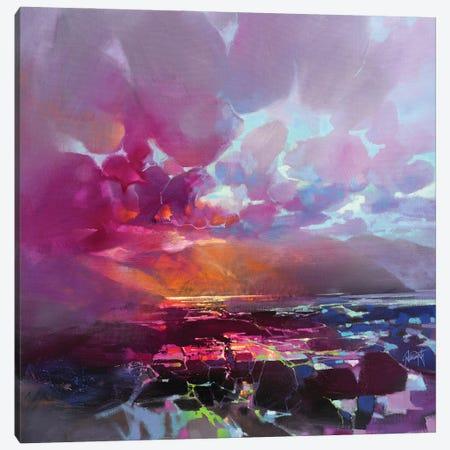Loch Shiel Canvas Print #SNH174} by Scott Naismith Canvas Art Print
