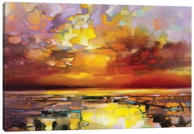 Sound of Skye Canvas Art Print