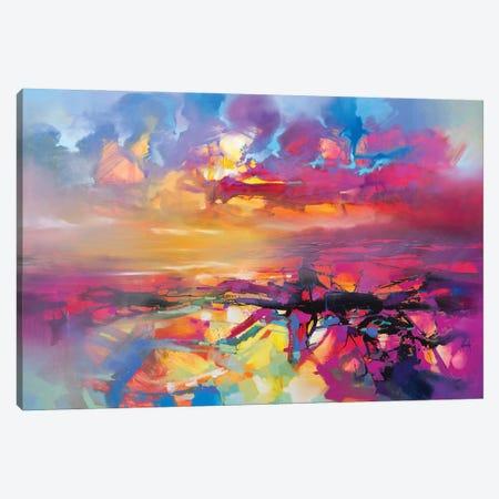 Electric Universe Canvas Print #SNH181} by Scott Naismith Canvas Art Print