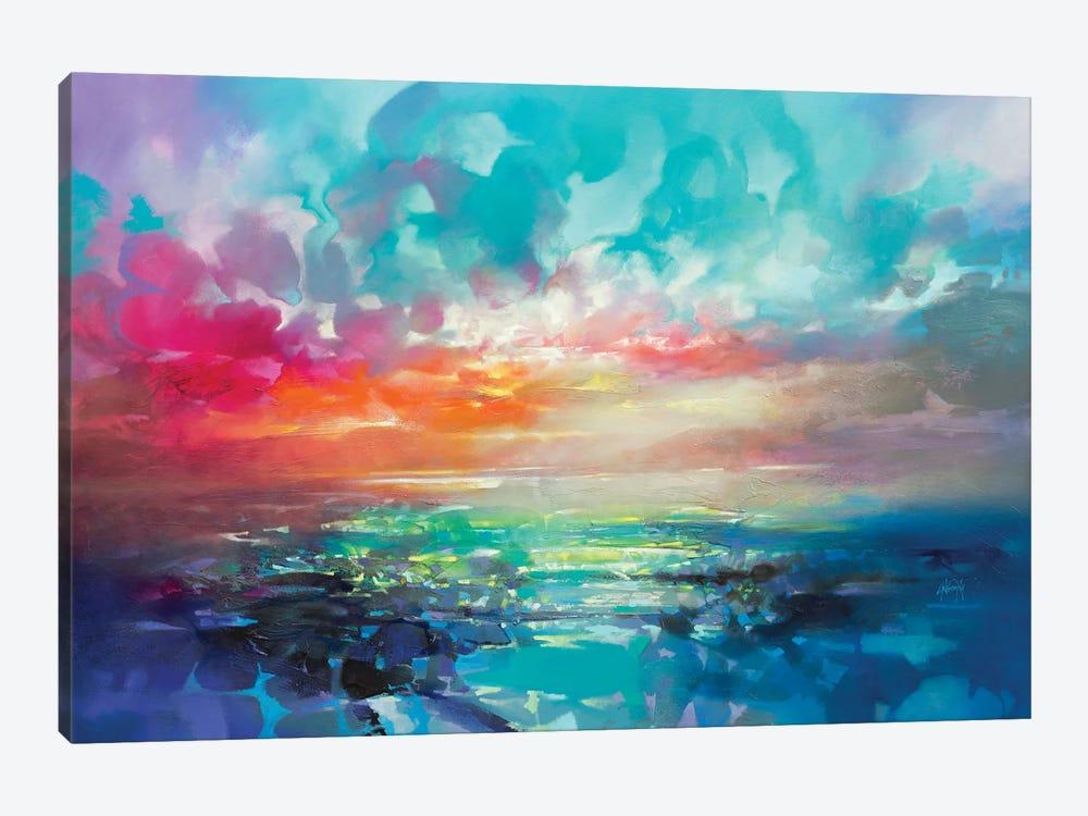 Skye Colour Spectrum by Scott Naismith 1-piece Canvas Wall Art