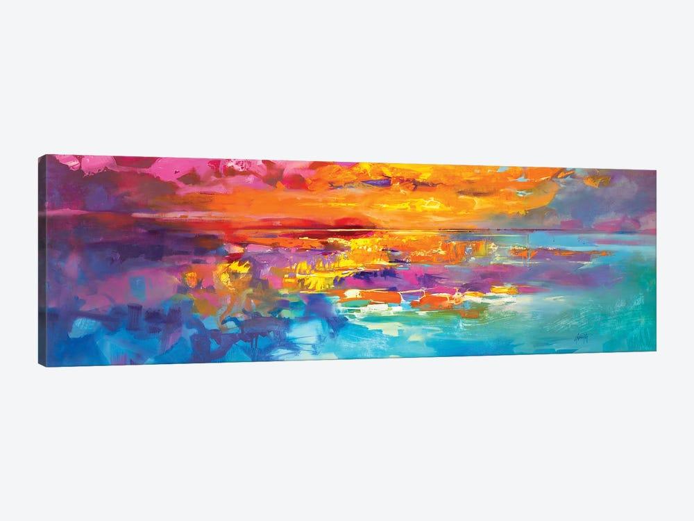 Spectrum Sunrise by Scott Naismith 1-piece Canvas Print