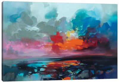 Glimmer of Hope Canvas Art Print