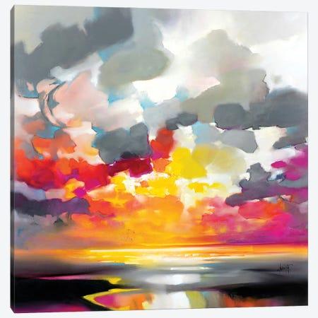 Cloud Fusion Canvas Print #SNH199} by Scott Naismith Canvas Artwork