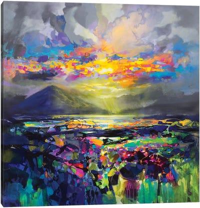 Elgol Spectrum Canvas Art Print