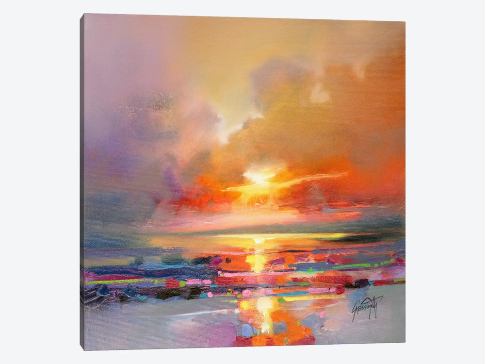 Diminuendo Sky Study III by Scott Naismith 1-piece Canvas Artwork