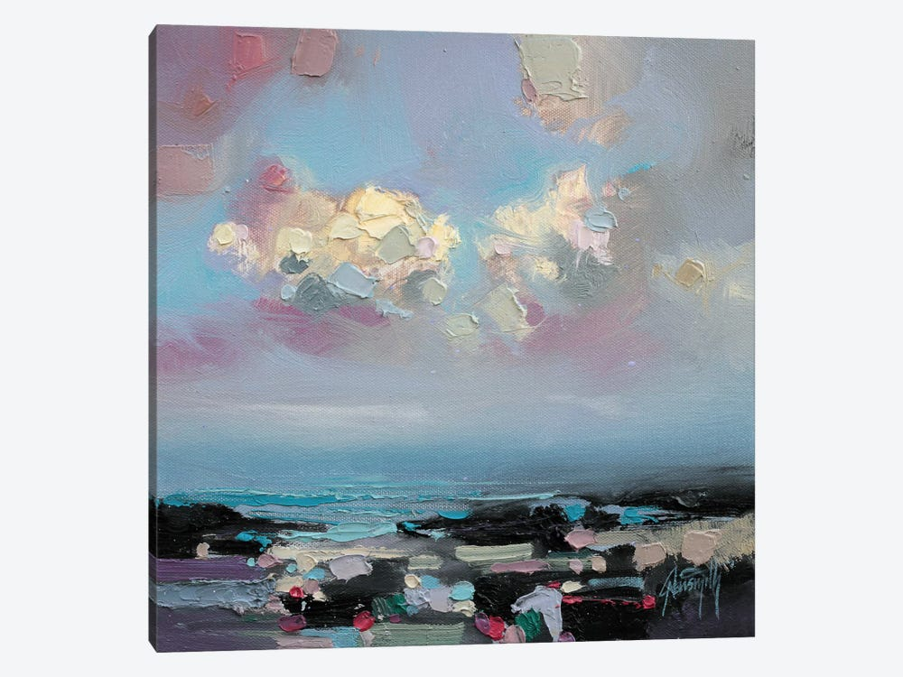 Harris Sky Study I 1-piece Canvas Art Print