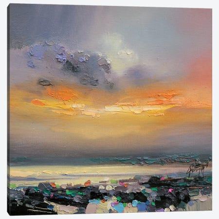Harris Sky Study II Canvas Print #SNH22} by Scott Naismith Canvas Art