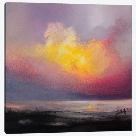 Translucent Light Study I Canvas Print #SNH27} by Scott Naismith Canvas Art Print
