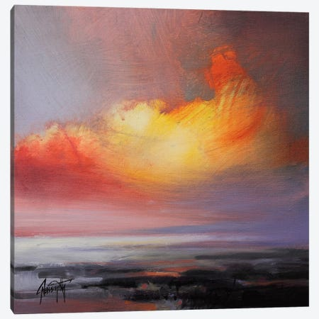 Translucent Light Study II Canvas Print #SNH28} by Scott Naismith Canvas Wall Art