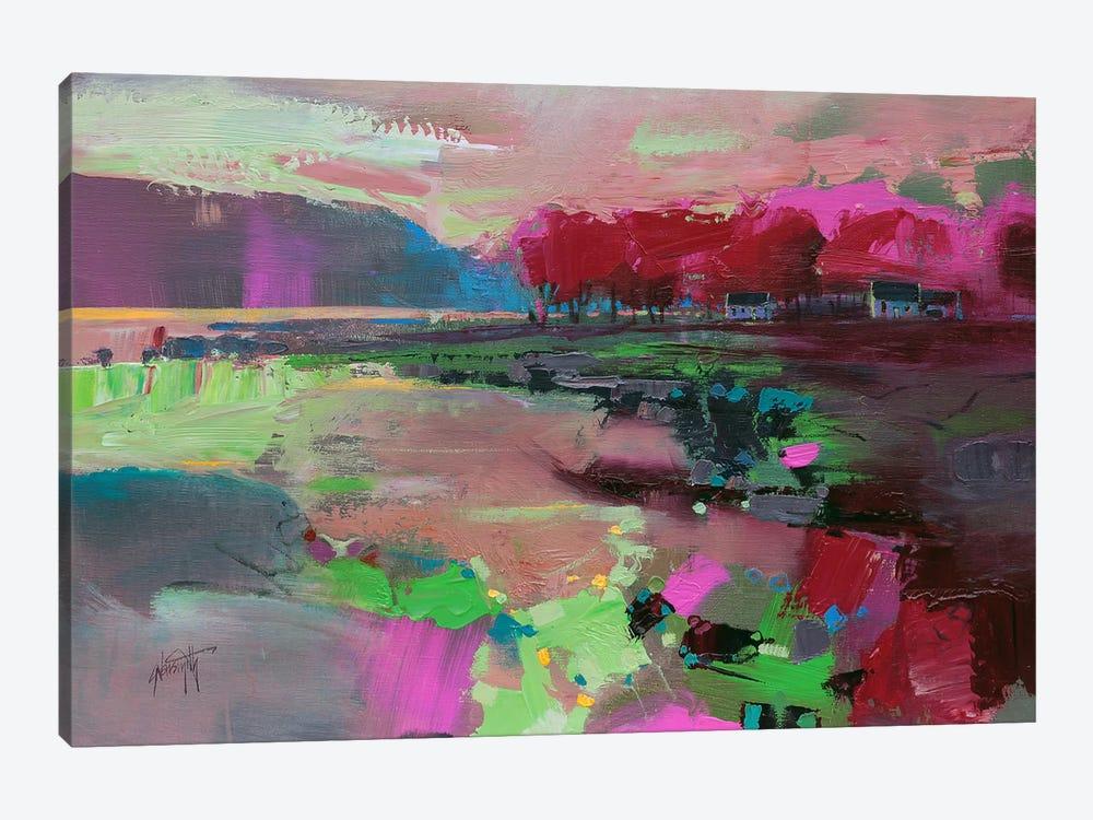 Cowal Trees by Scott Naismith 1-piece Canvas Art