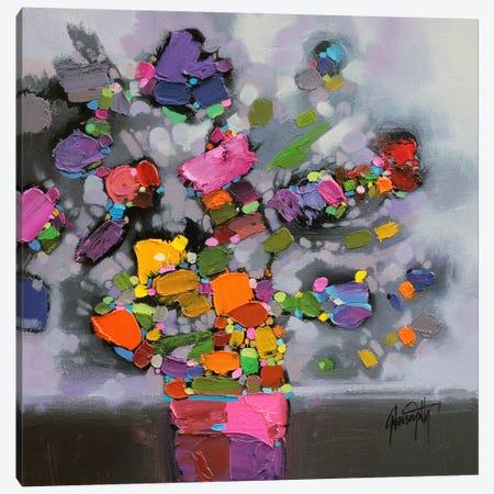 Bouquet II Canvas Print #SNH31} by Scott Naismith Canvas Art Print