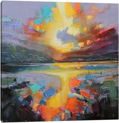 Loch Light I Canvas Print #SNH32