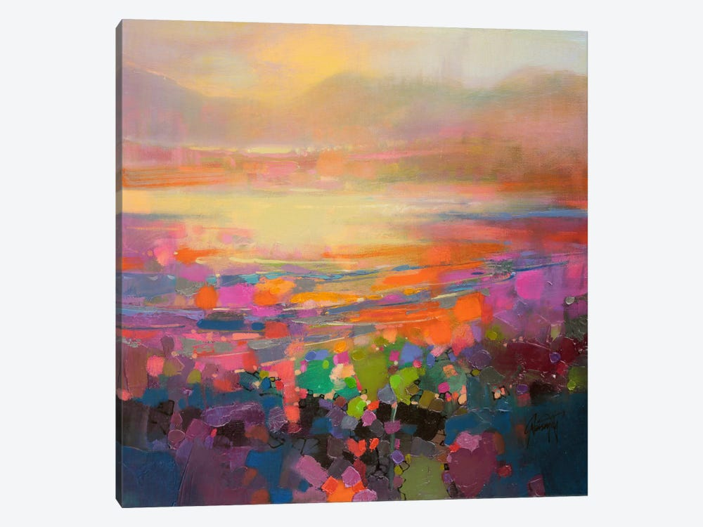 Diminuendo Shore by Scott Naismith 1-piece Art Print