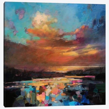 Golden Sky Canvas Print #SNH36} by Scott Naismith Canvas Art
