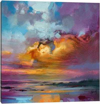 Consonant Sky Canvas Print #SNH3