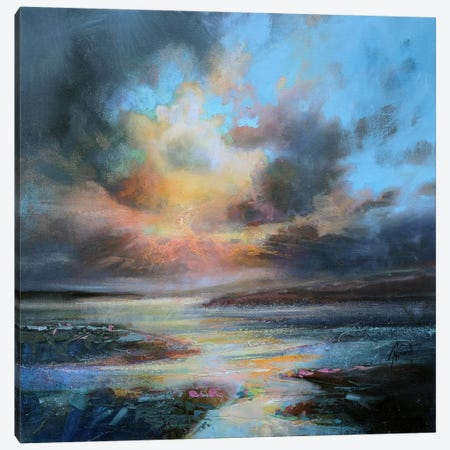 Opening Canvas Print #SNH41} by Scott Naismith Canvas Art