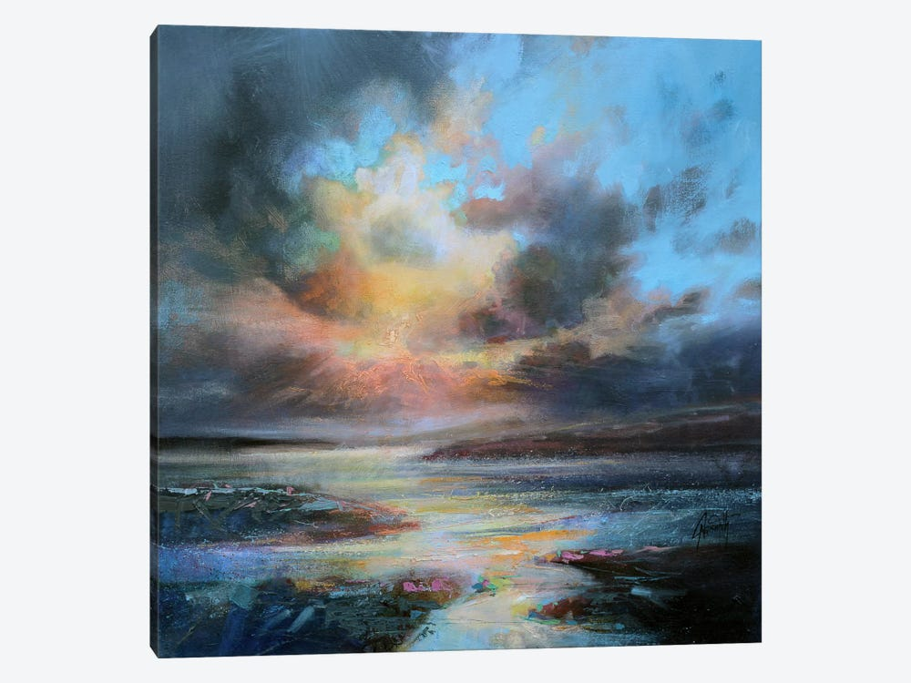 Opening by Scott Naismith 1-piece Canvas Art Print
