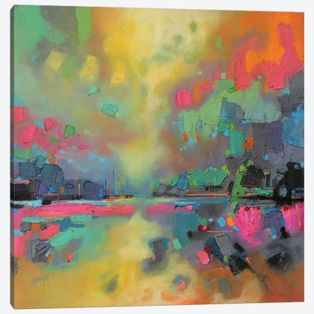 Saturation Canvas Print #SNH42} by Scott Naismith Canvas Wall Art