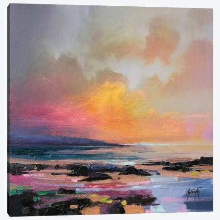 Uist Light I Canvas Print #SNH46} by Scott Naismith Canvas Art Print