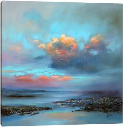 Hebridean Light I Canvas Print #SNH50
