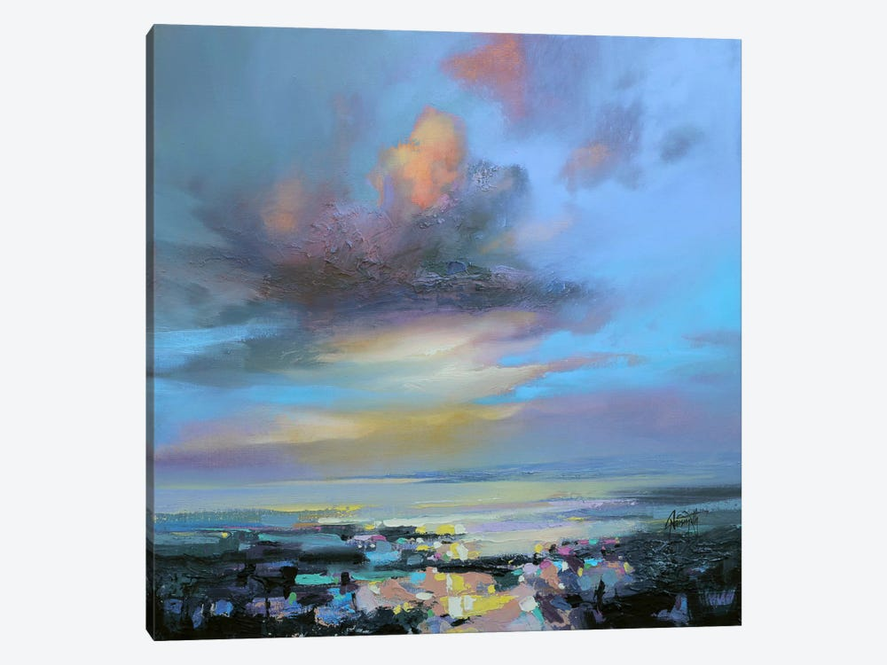 Hebridean Light II by Scott Naismith 1-piece Canvas Artwork