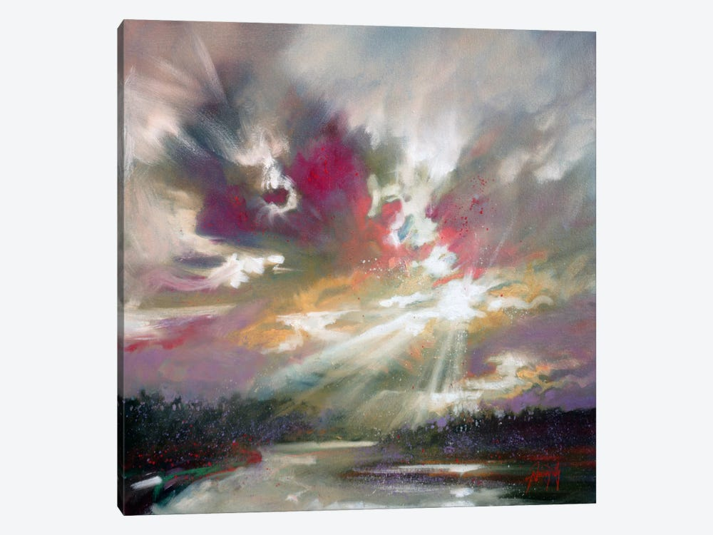 Loch Light II by Scott Naismith 1-piece Art Print