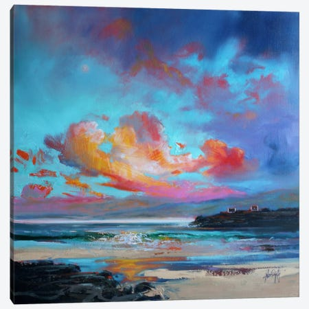 Uist Light II Canvas Print #SNH53} by Scott Naismith Canvas Art Print