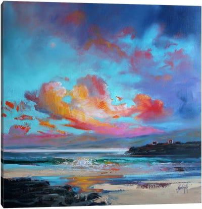 Uist Light II Canvas Art Print