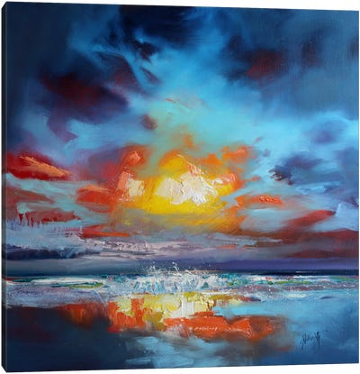 Uist Cloud II Canvas Art Print