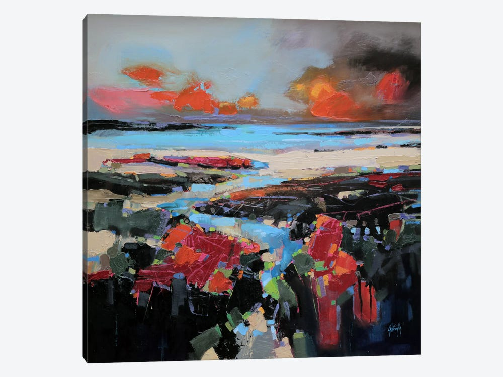 Colours Of Barra by Scott Naismith 1-piece Canvas Artwork