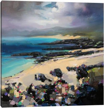 Colours of Harris Canvas Art Print