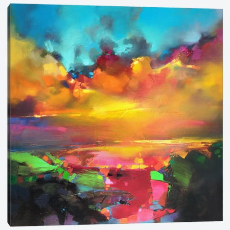 Consonance And Disonance Canvas Print #SNH57} by Scott Naismith Canvas Artwork