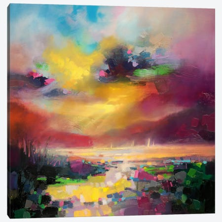 Dissonance Canvas Print #SNH58} by Scott Naismith Canvas Art Print