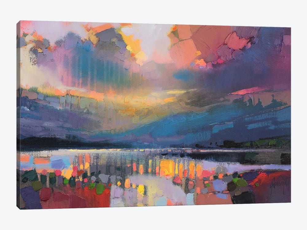 Lomond Light by Scott Naismith 1-piece Canvas Art Print