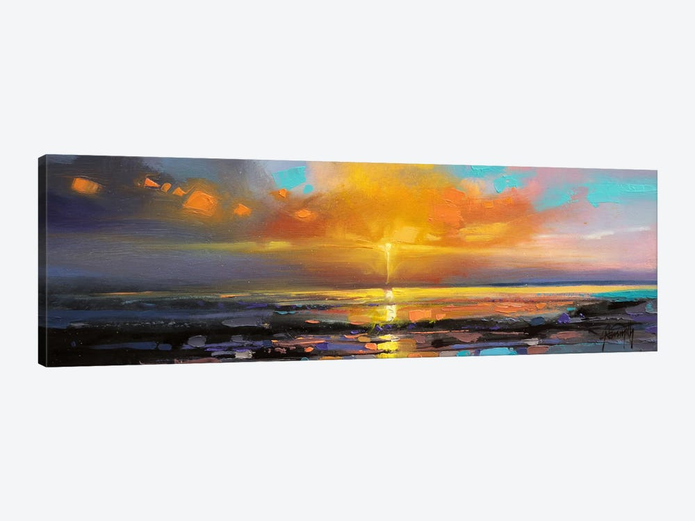 Sunburst by Scott Naismith 1-piece Canvas Art